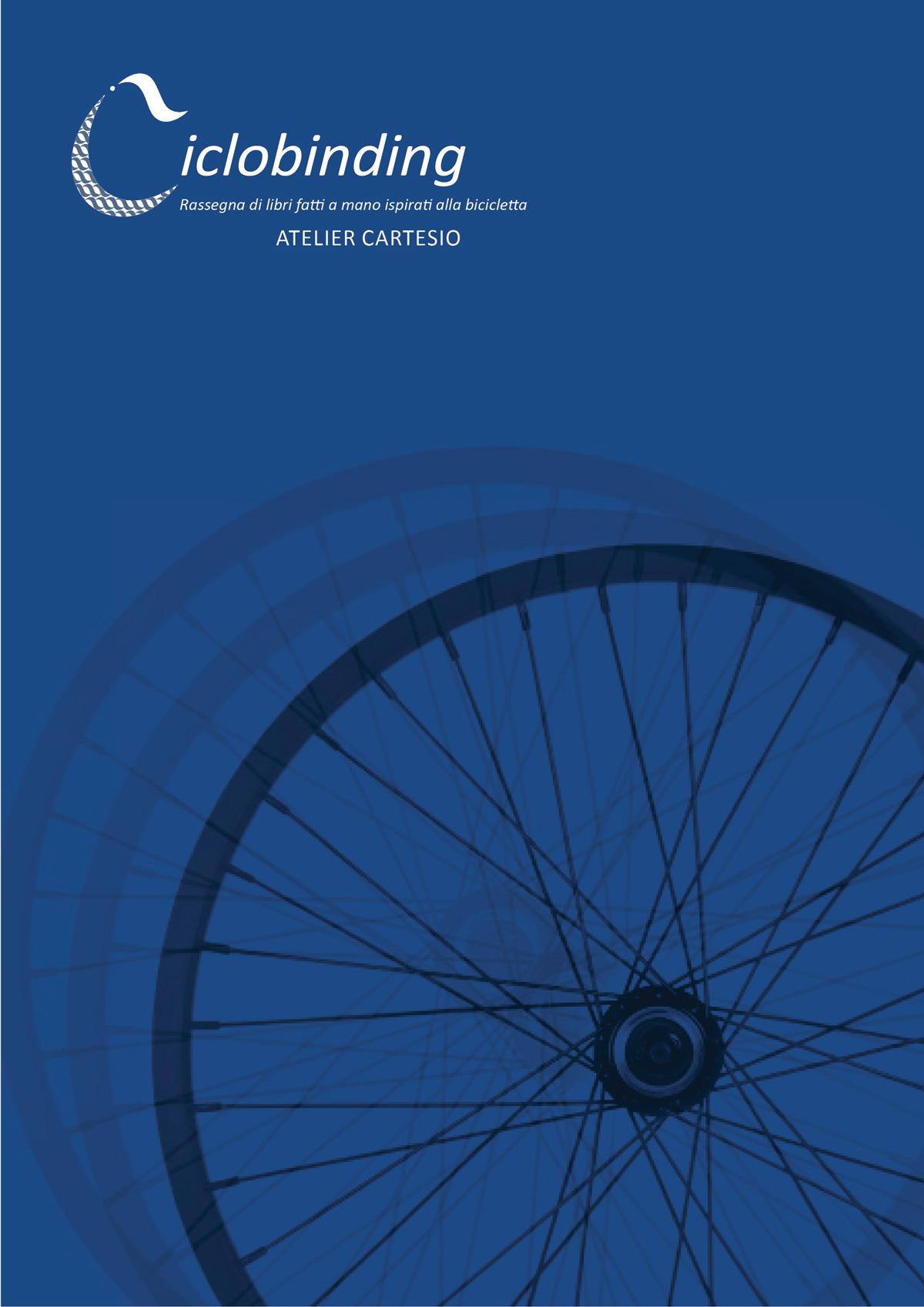 Ciclobinding - Rassegna di libri fatti a mano ispirati alla bicicletta