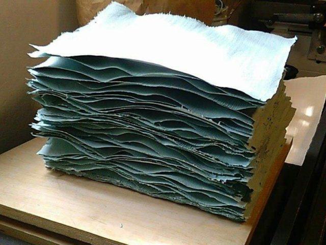 CARTA DA CARTA – workshop sulla produzione di carta a mano