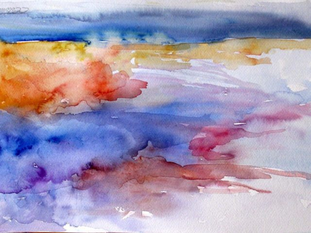 Fiori in Atelier: il colore con Rosanna Frapporti